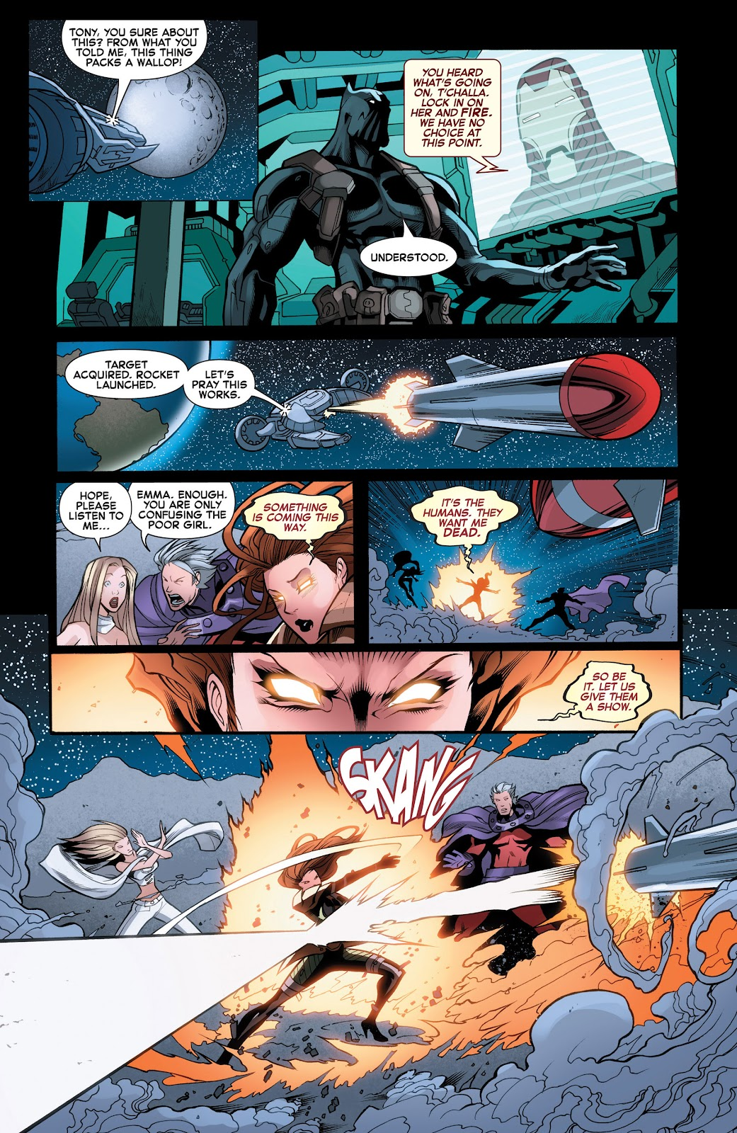 Read online What If? AvX comic -  Issue #3 - 9