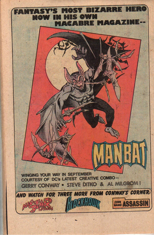Read online Shazam! (1973) comic -  Issue #20 - 28