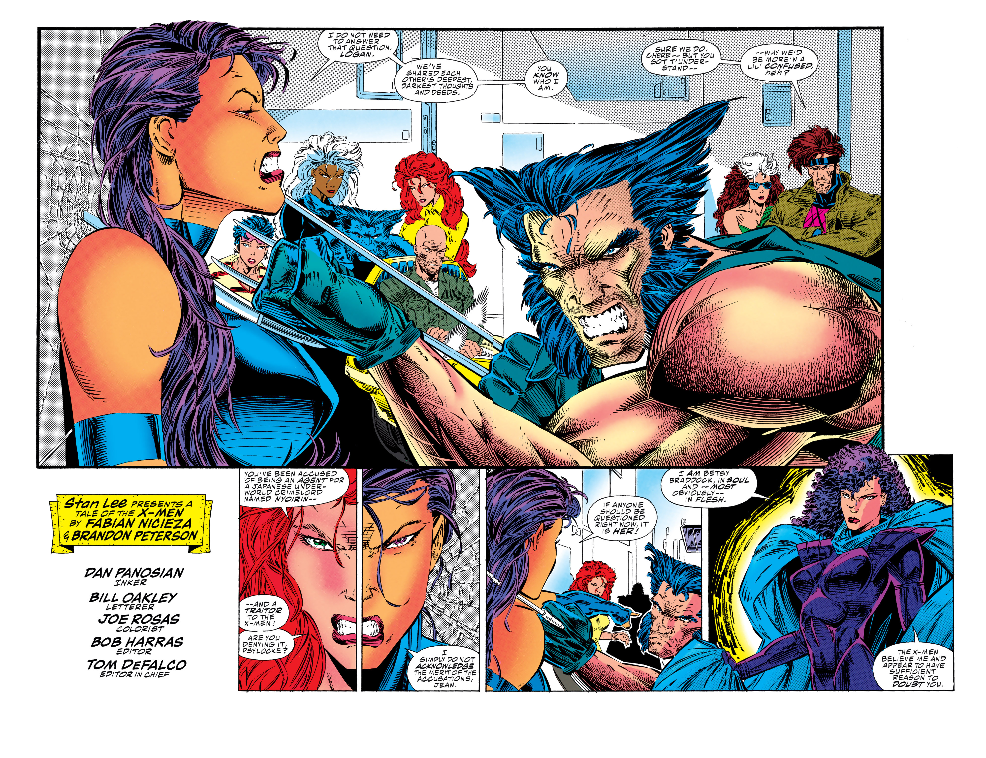 X-Men (1991) 21 Page 2