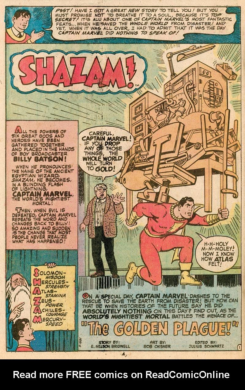 Read online Shazam! (1973) comic -  Issue #12 - 4