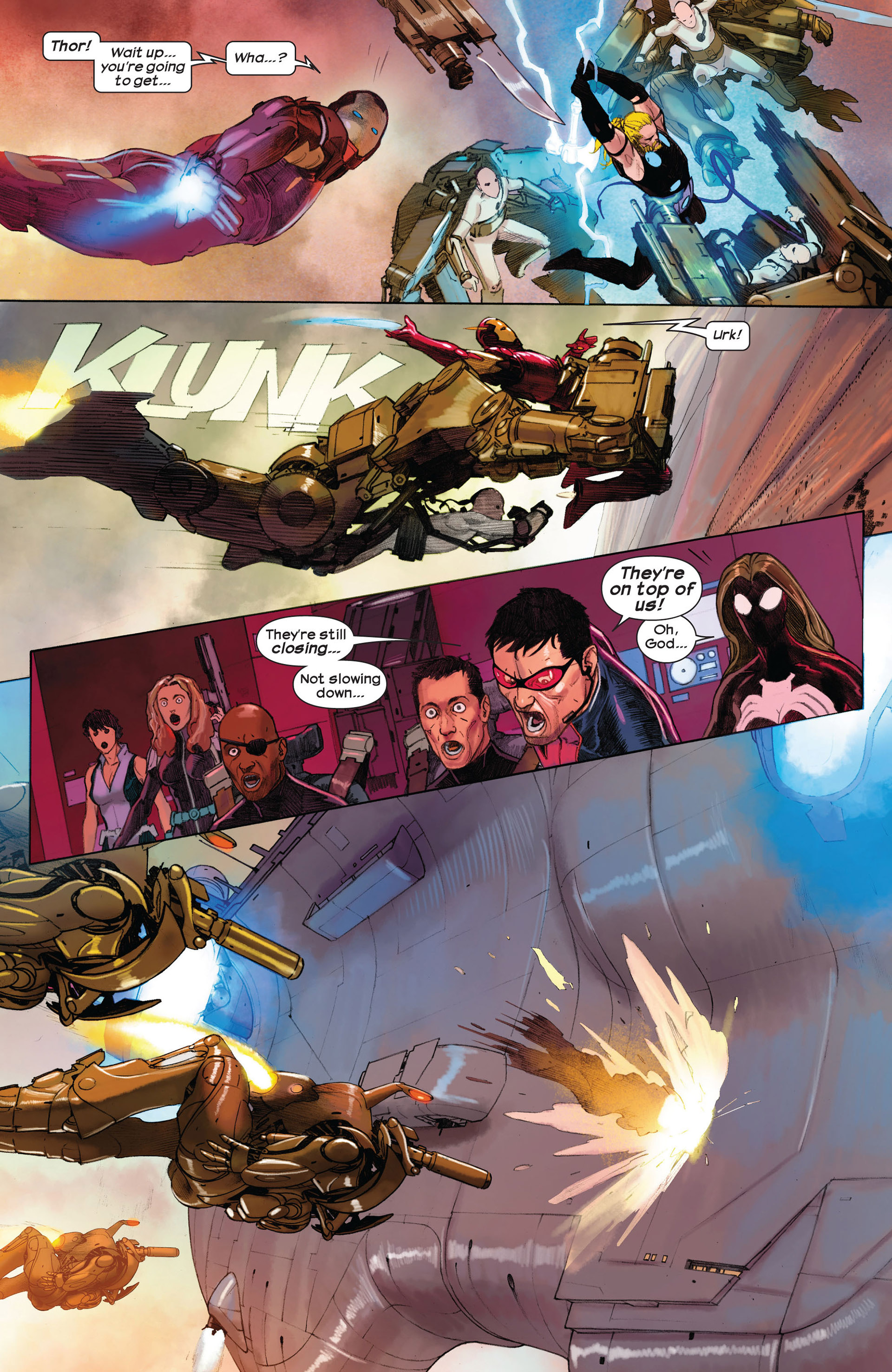 Read online Ultimate Comics Ultimates comic -  Issue #3 - 10
