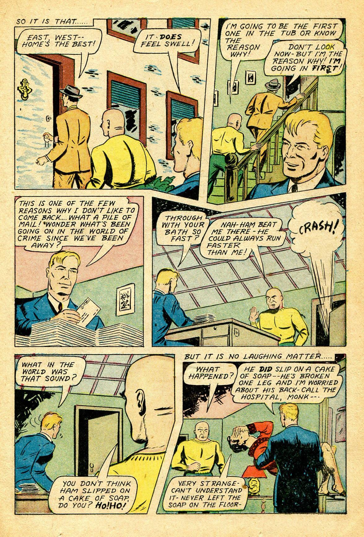 Read online Shadow Comics comic -  Issue #51 - 20