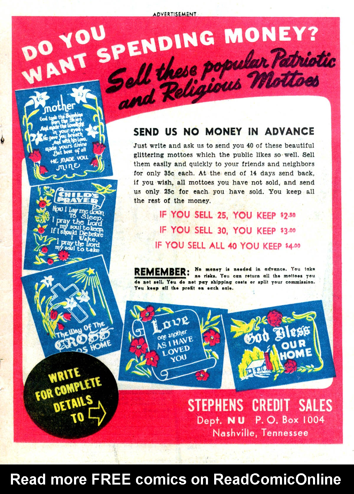 Read online All-Star Western (1951) comic -  Issue #116 - 33