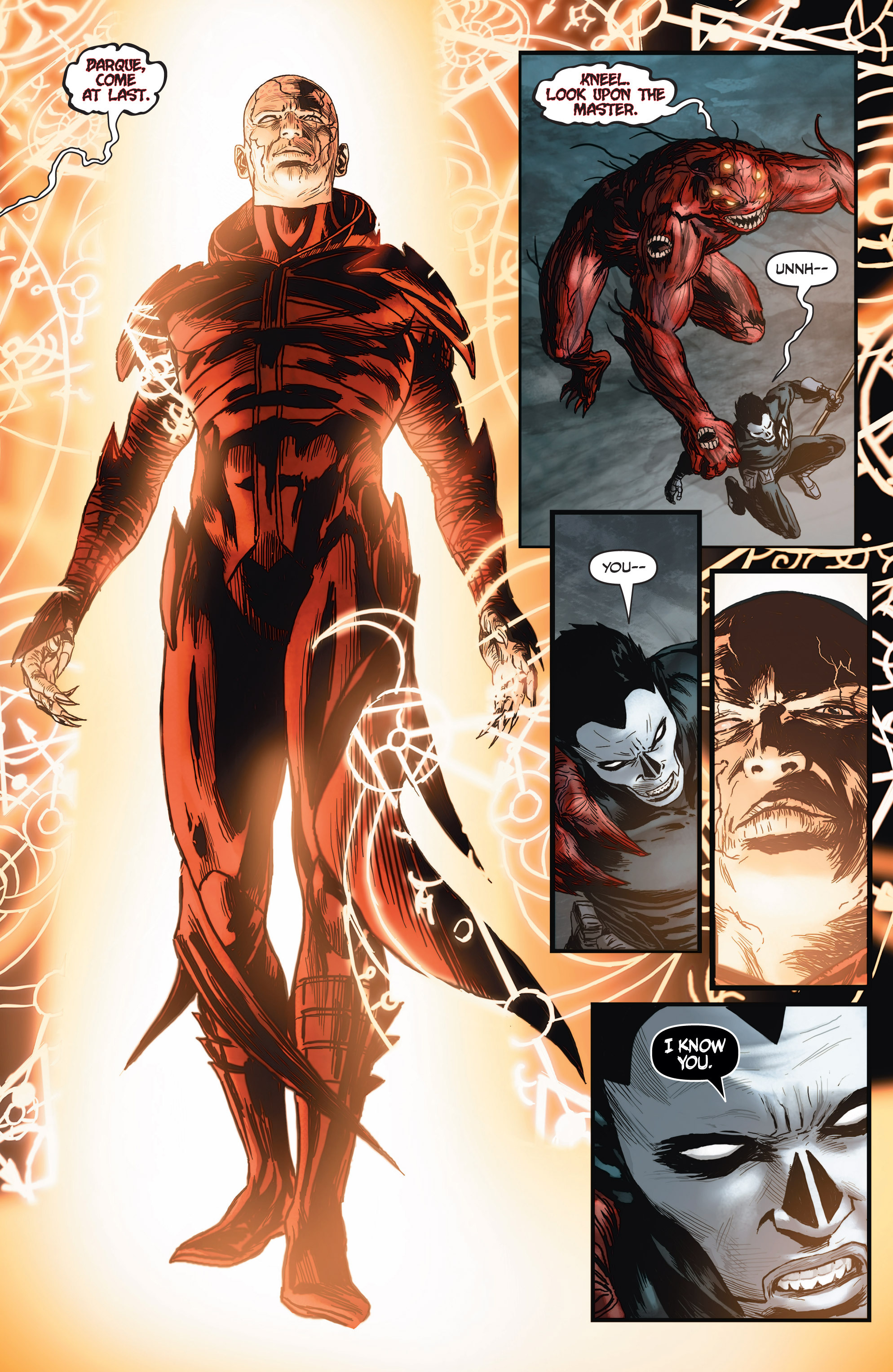 Read online Shadowman (2012) comic -  Issue #4 - 17