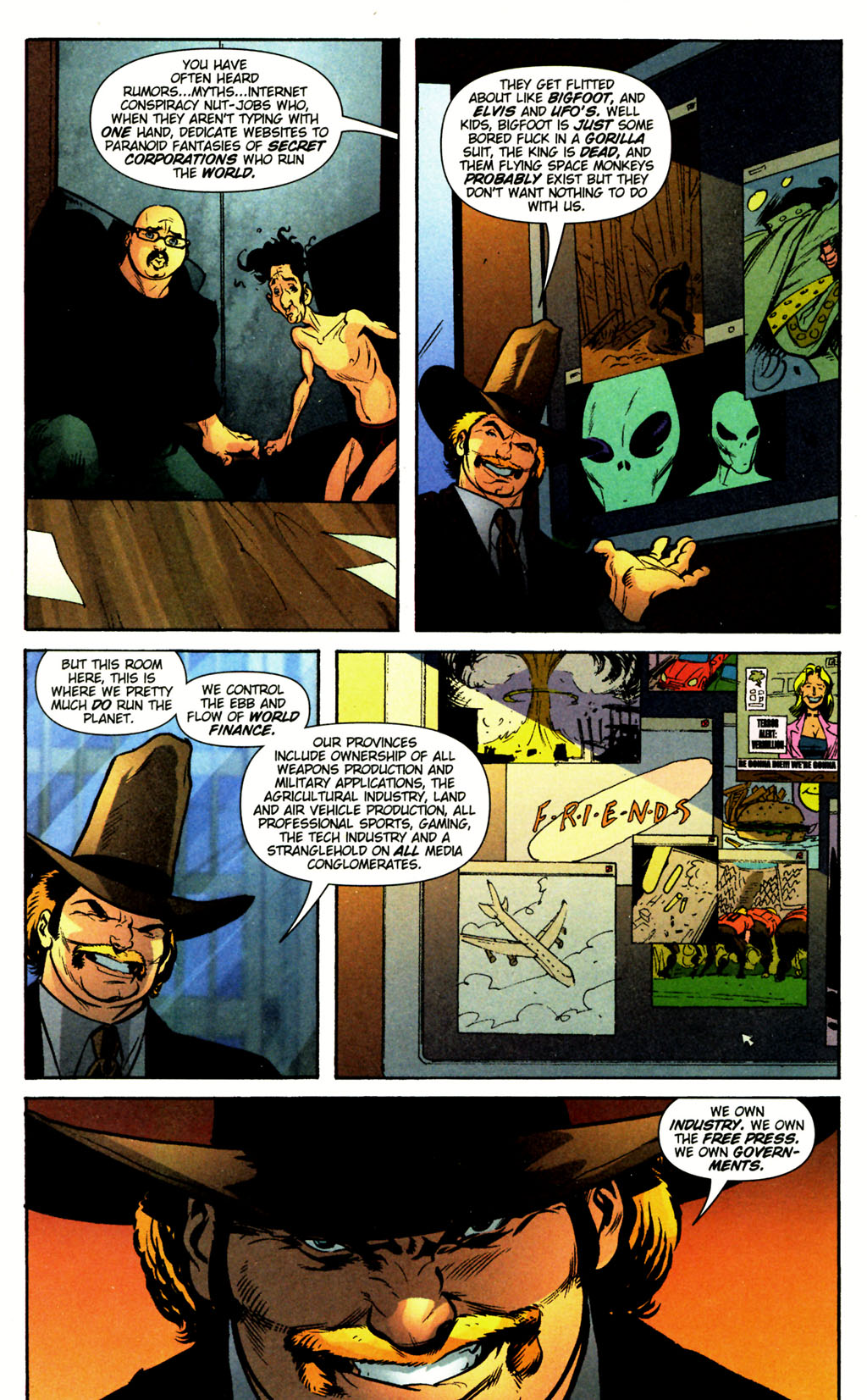 Read online Caper comic -  Issue #12 - 16