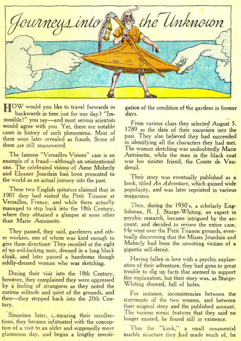 Read online Sensation (Mystery) Comics comic -  Issue #111 - 25