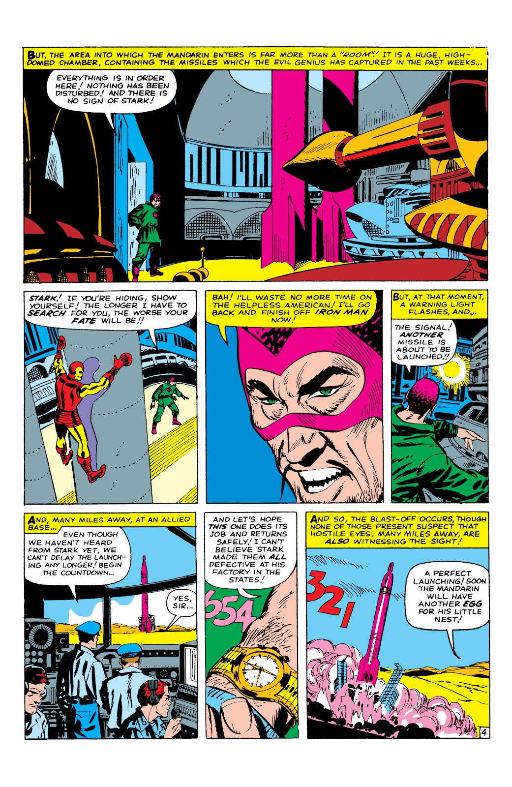 Read online Marvel Masterworks: The Invincible Iron Man comic -  Issue # TPB 2 (Part 1) - 65