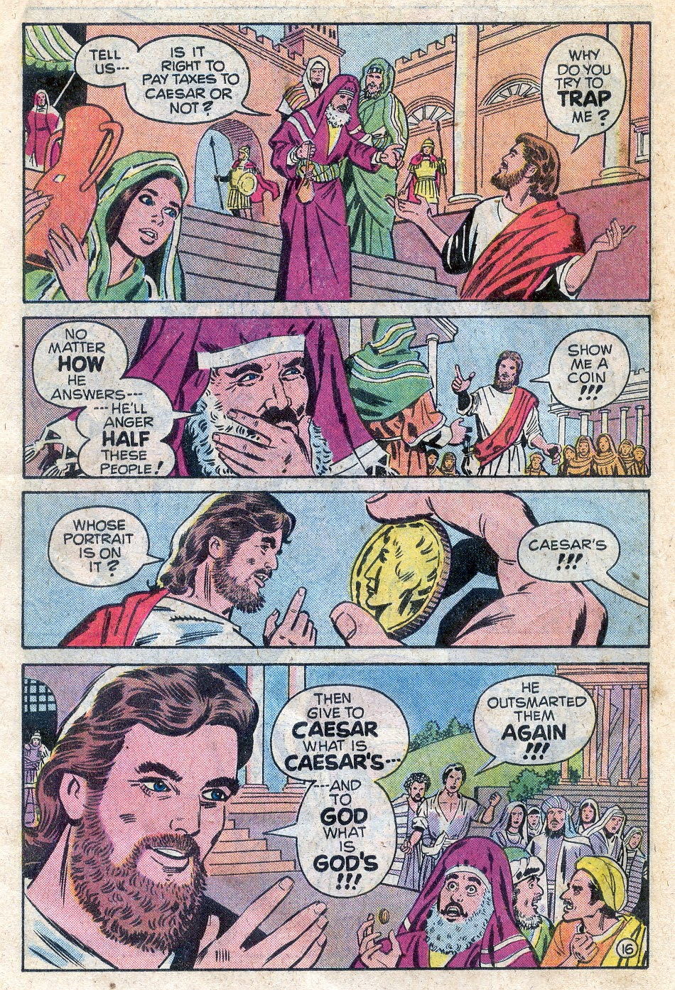 Jesus issue Full - Page 18