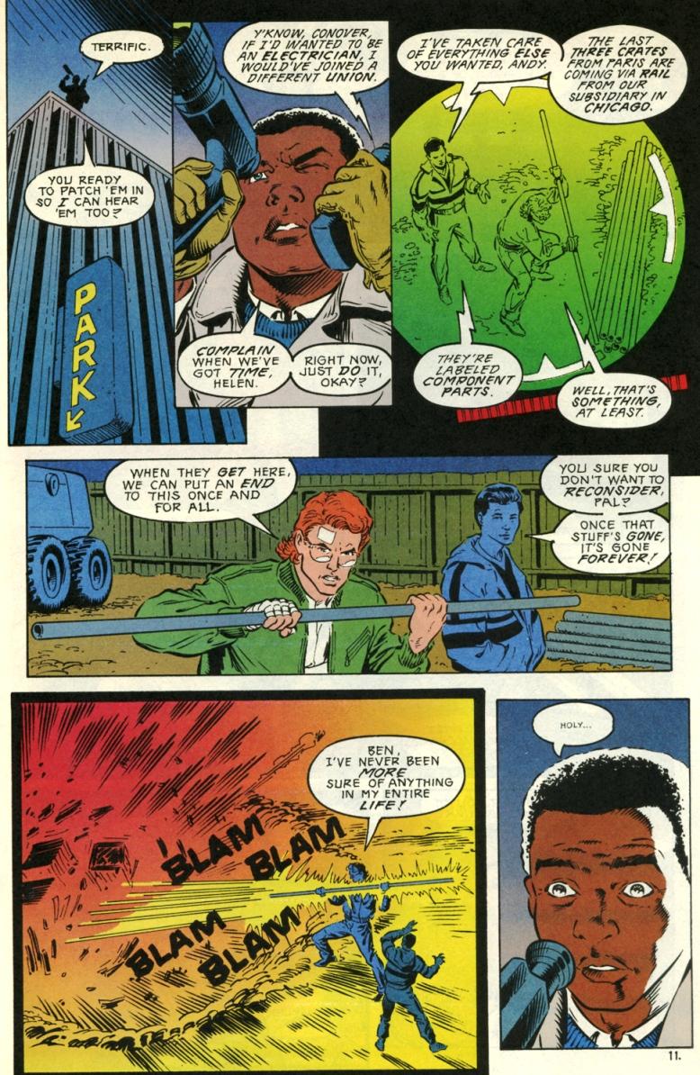Read online Gunfire comic -  Issue #3 - 15