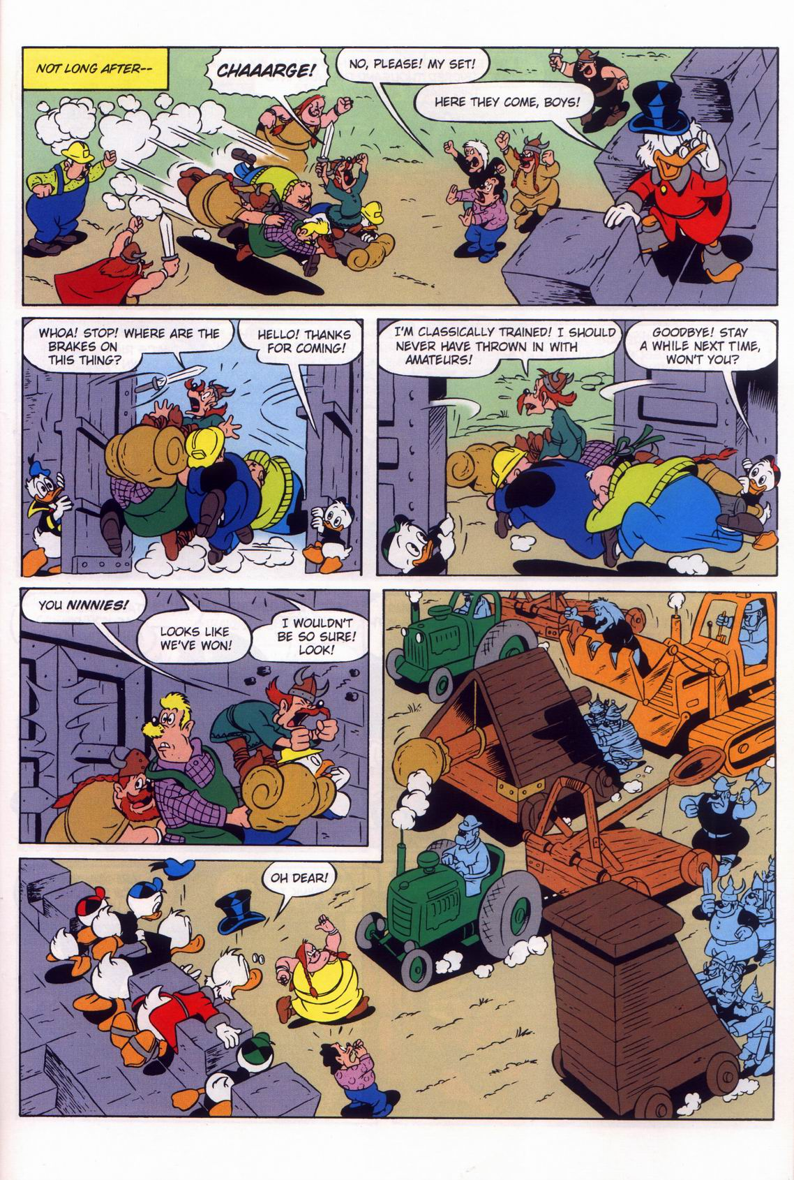 Read online Uncle Scrooge (1953) comic -  Issue #316 - 47