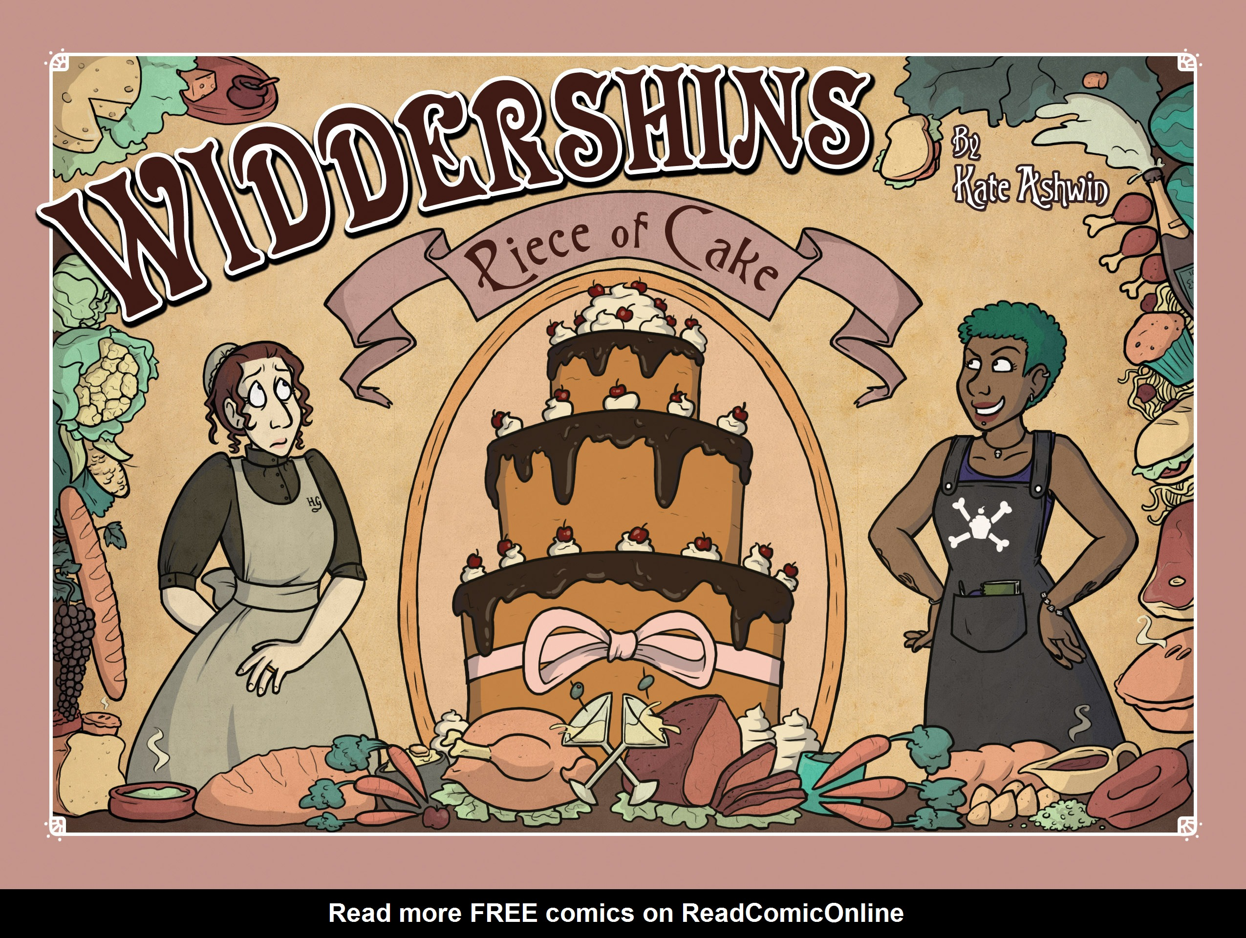 Widdershins issue 4 - Page 1