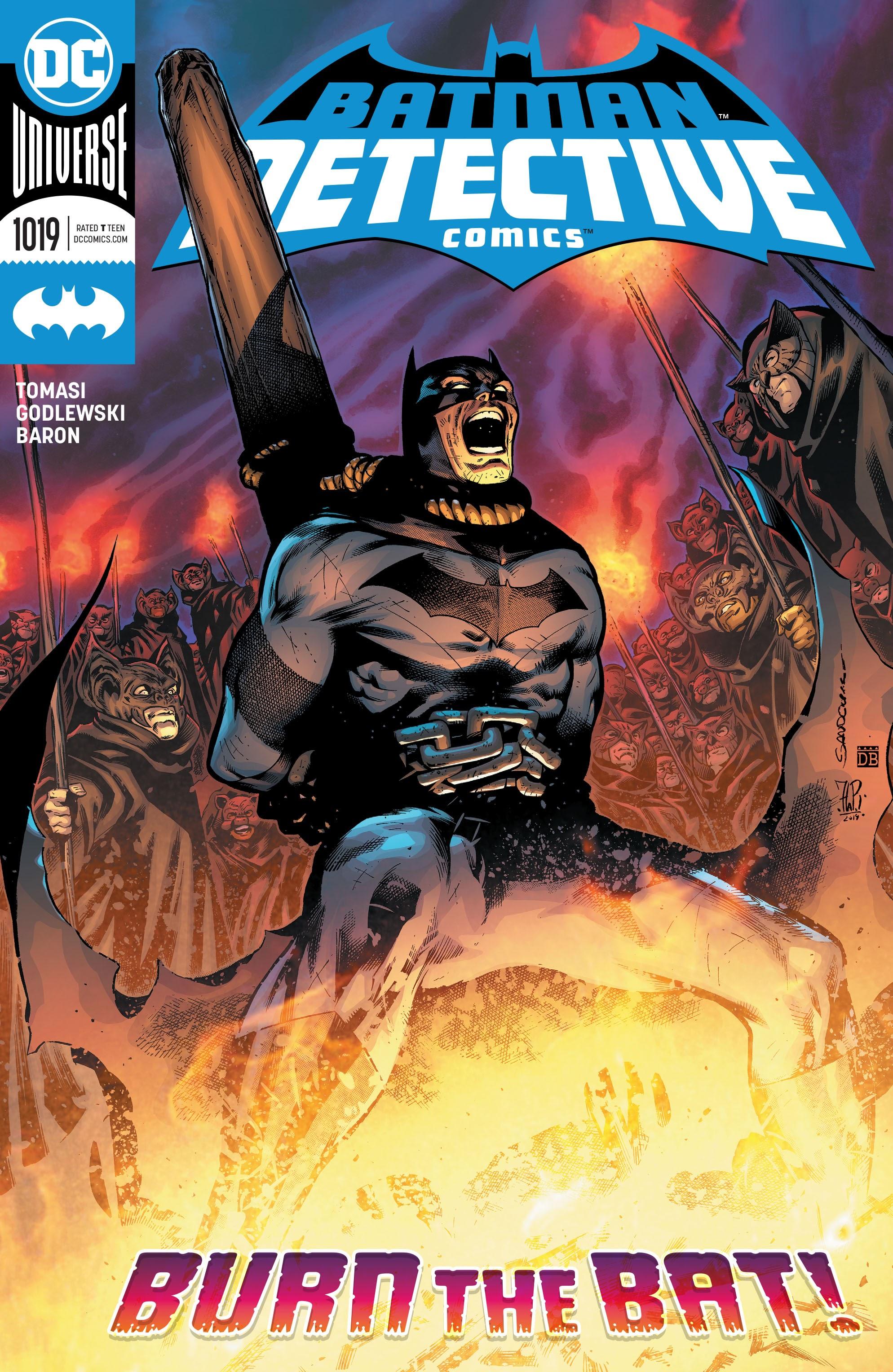 Detective Comics (2016) 1019 Page 1