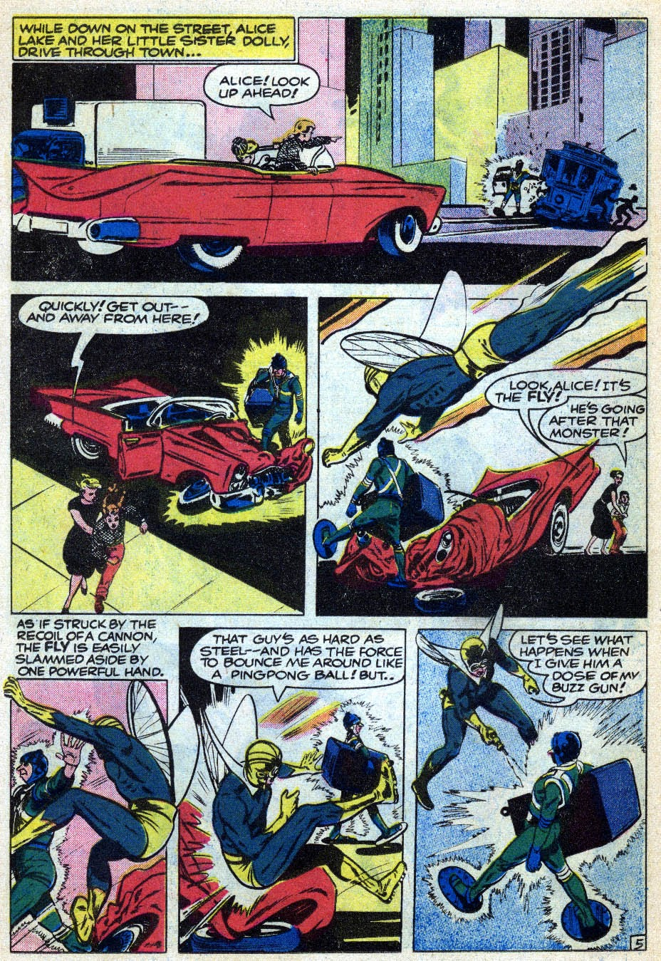 The Fly (1959) issue 3 - Page 22