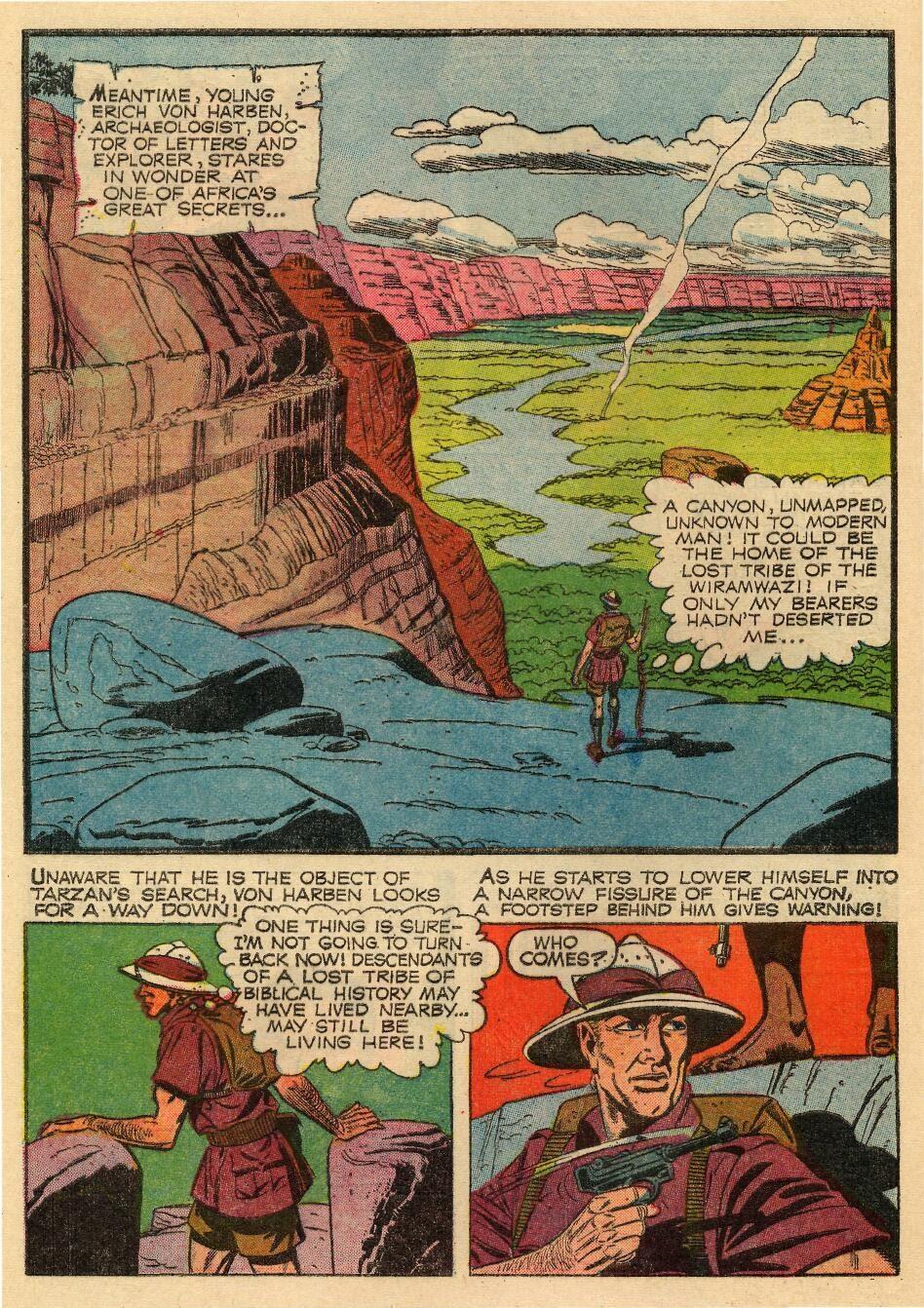 Tarzan (1962) issue 194 - Page 8