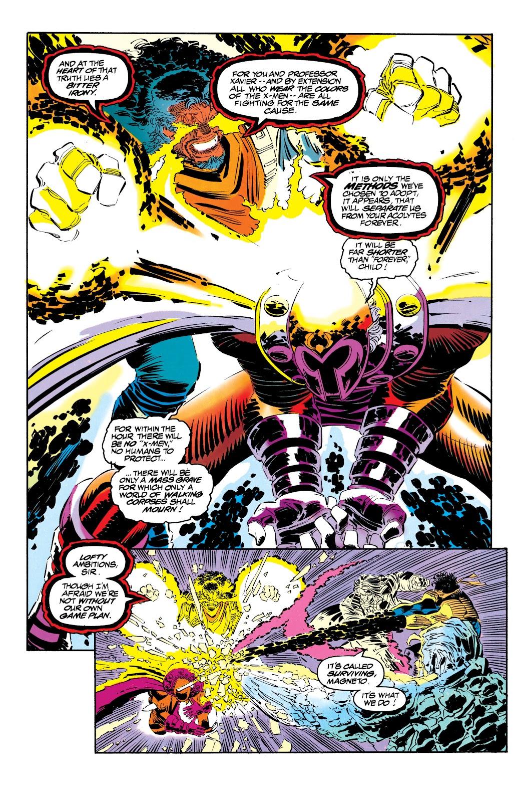 Uncanny X-Men (1963) issue 304 - Page 38