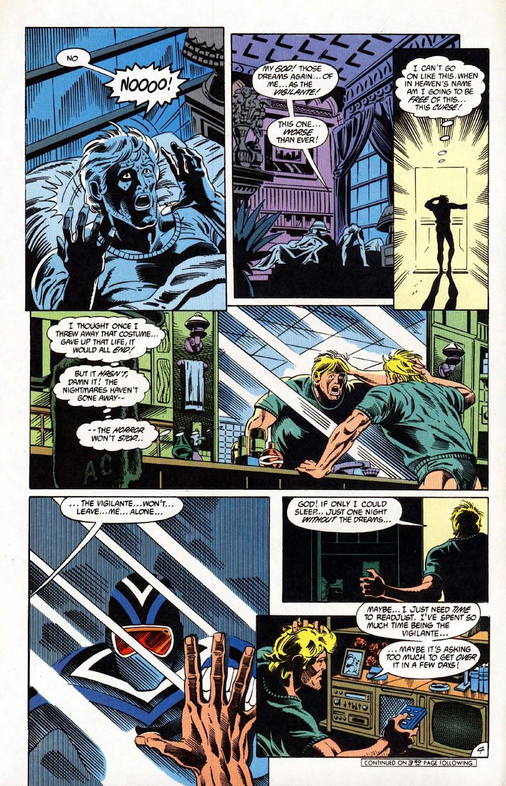Vigilante (1983) issue 20 - Page 5