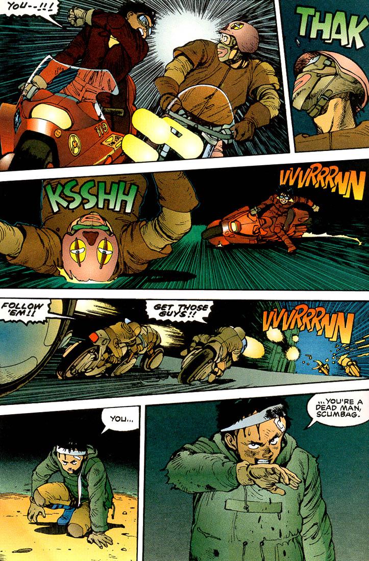 Read online Akira comic -  Issue #3 - 12