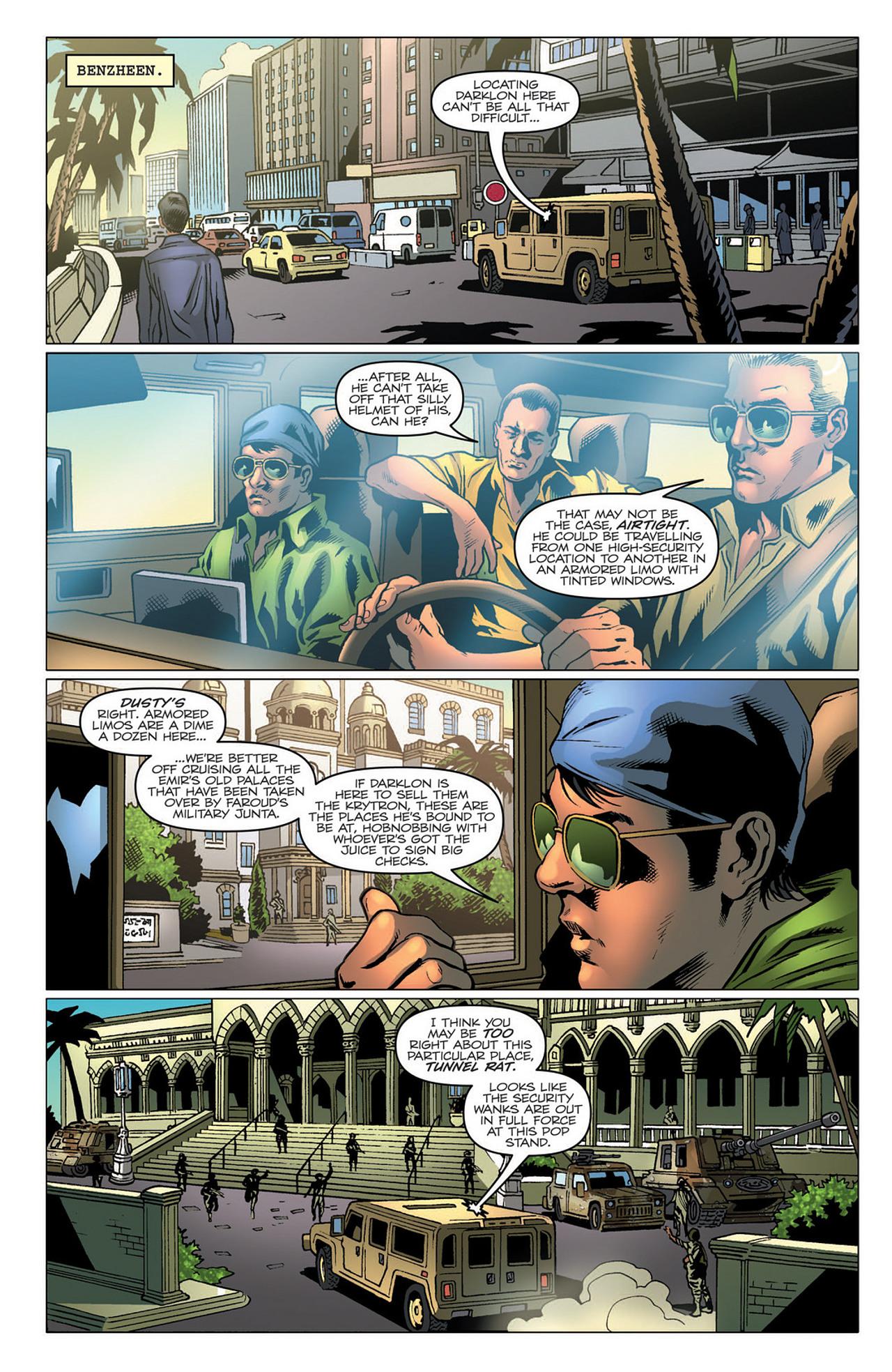 G.I. Joe: A Real American Hero 184 Page 10