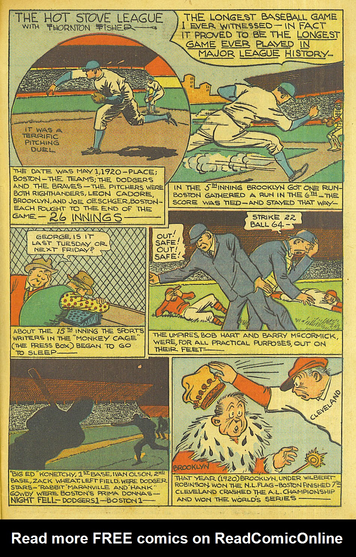 Read online Shadow Comics comic -  Issue #87 - 46