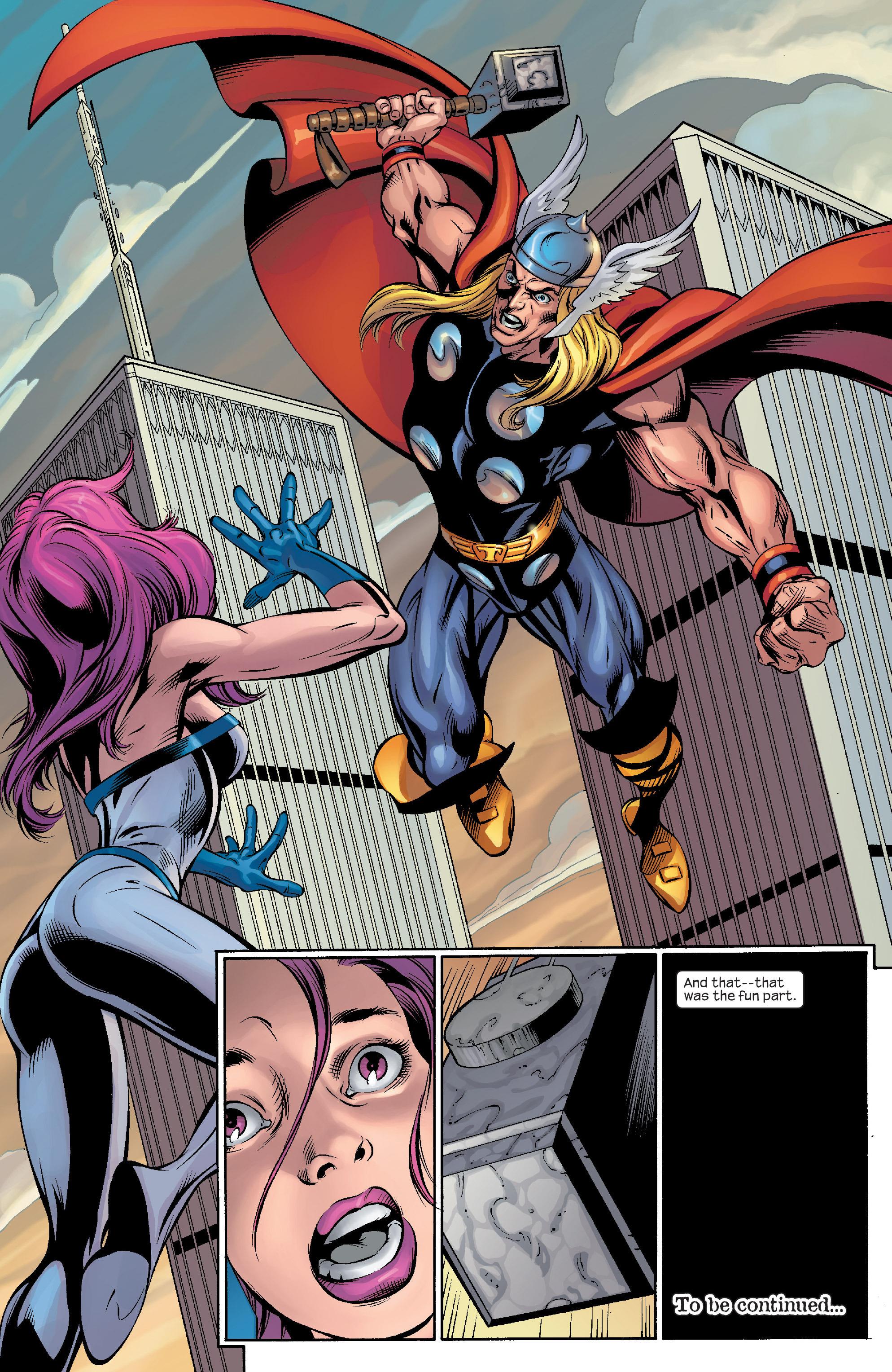 Read online Alias comic -  Issue #25 - 23
