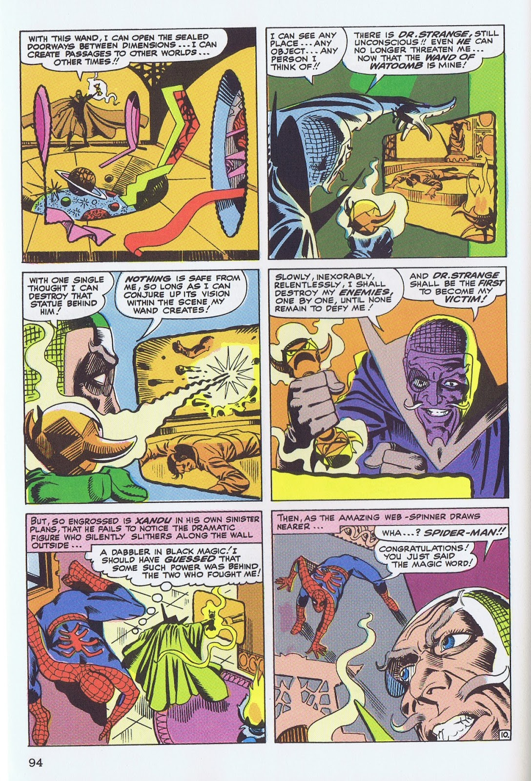 Doctor Strange: Master of the Mystic Arts issue TPB - Page 89