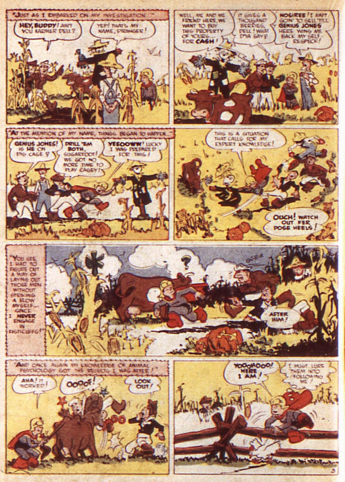 Read online Adventure Comics (1938) comic -  Issue #85 - 40