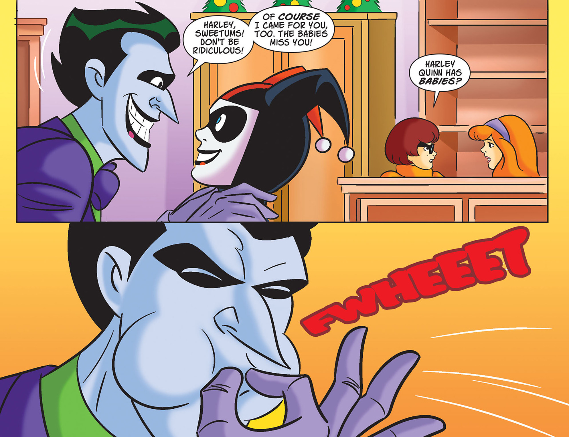 Read online Scooby-Doo! Team-Up comic -  Issue #42 - 11