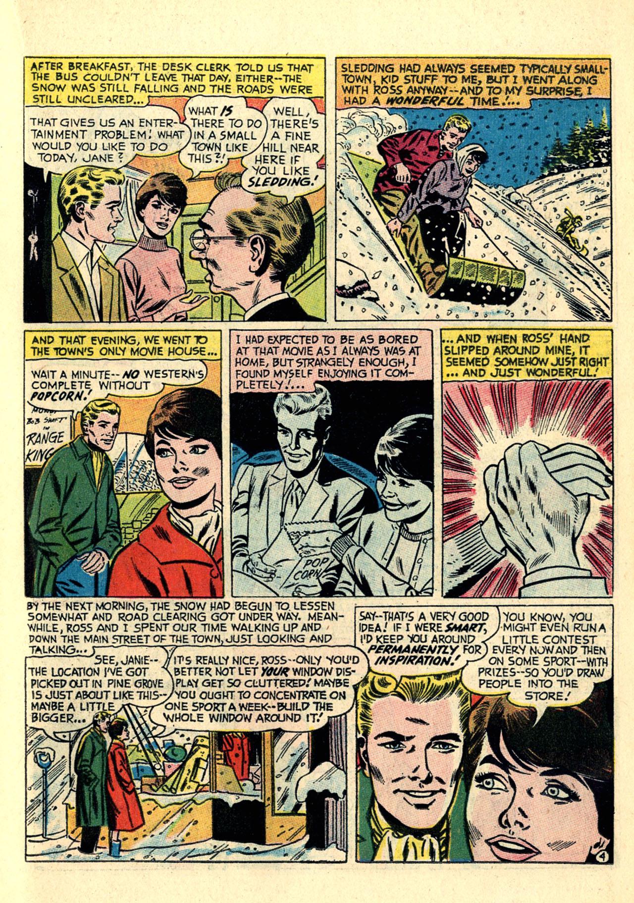 Read online Secret Hearts comic -  Issue #121 - 15