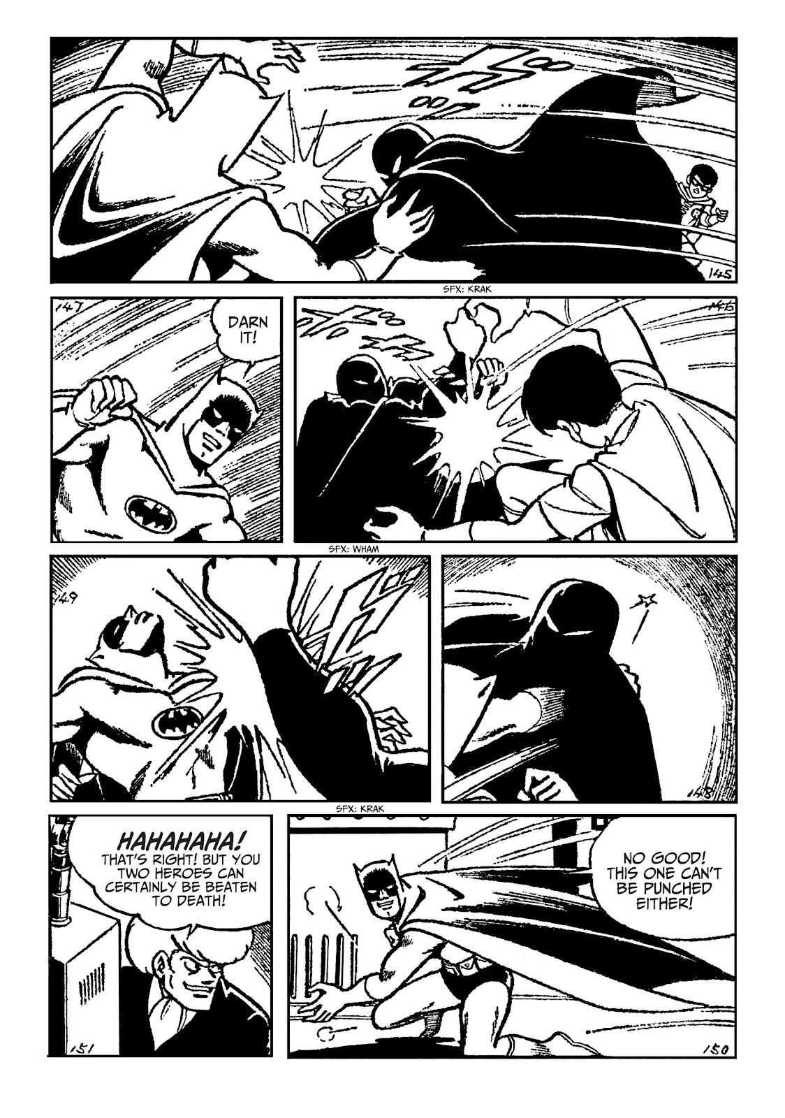 Read online Batman - The Jiro Kuwata Batmanga comic -  Issue #51 - 25