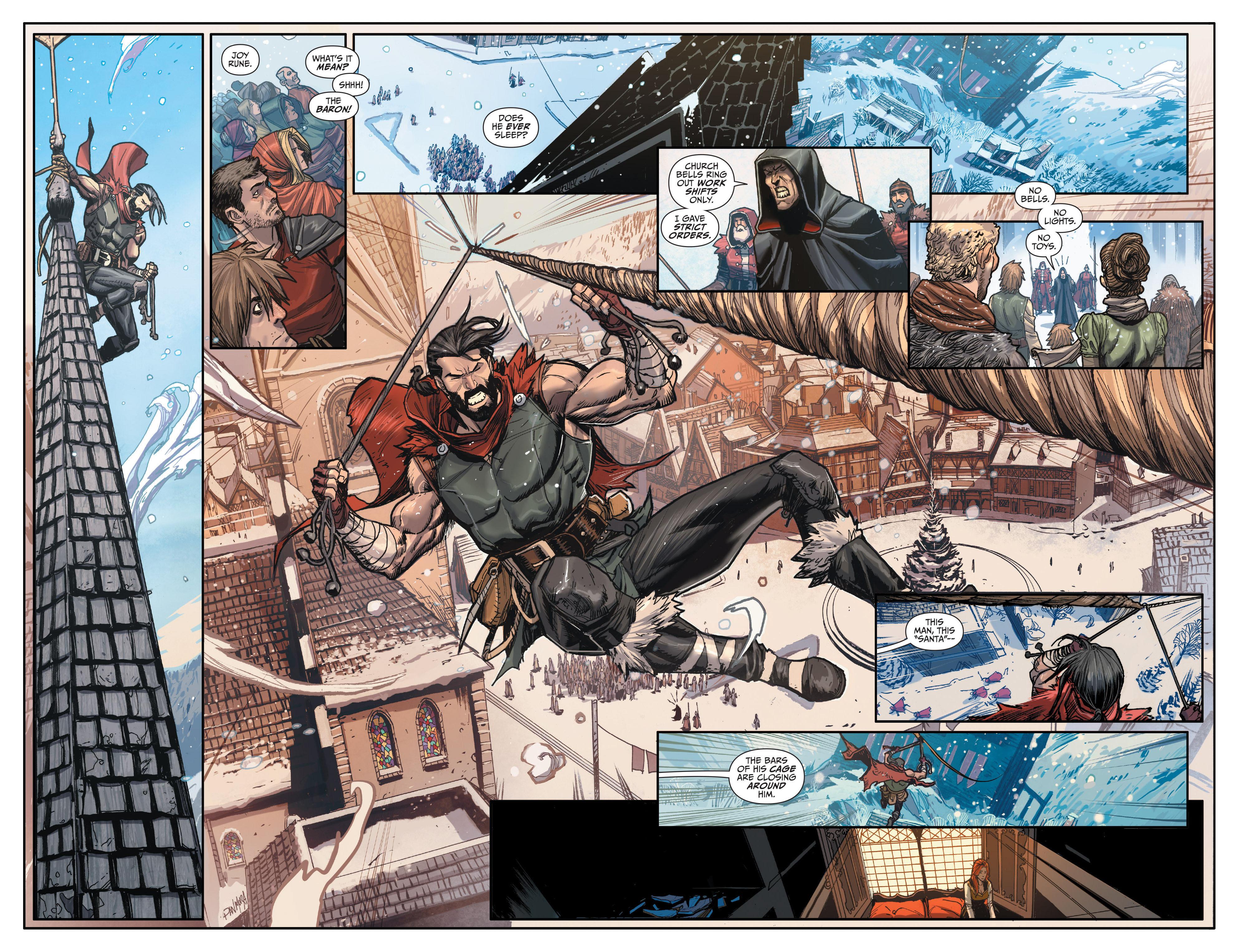 Read online Klaus comic -  Issue #3 - 21