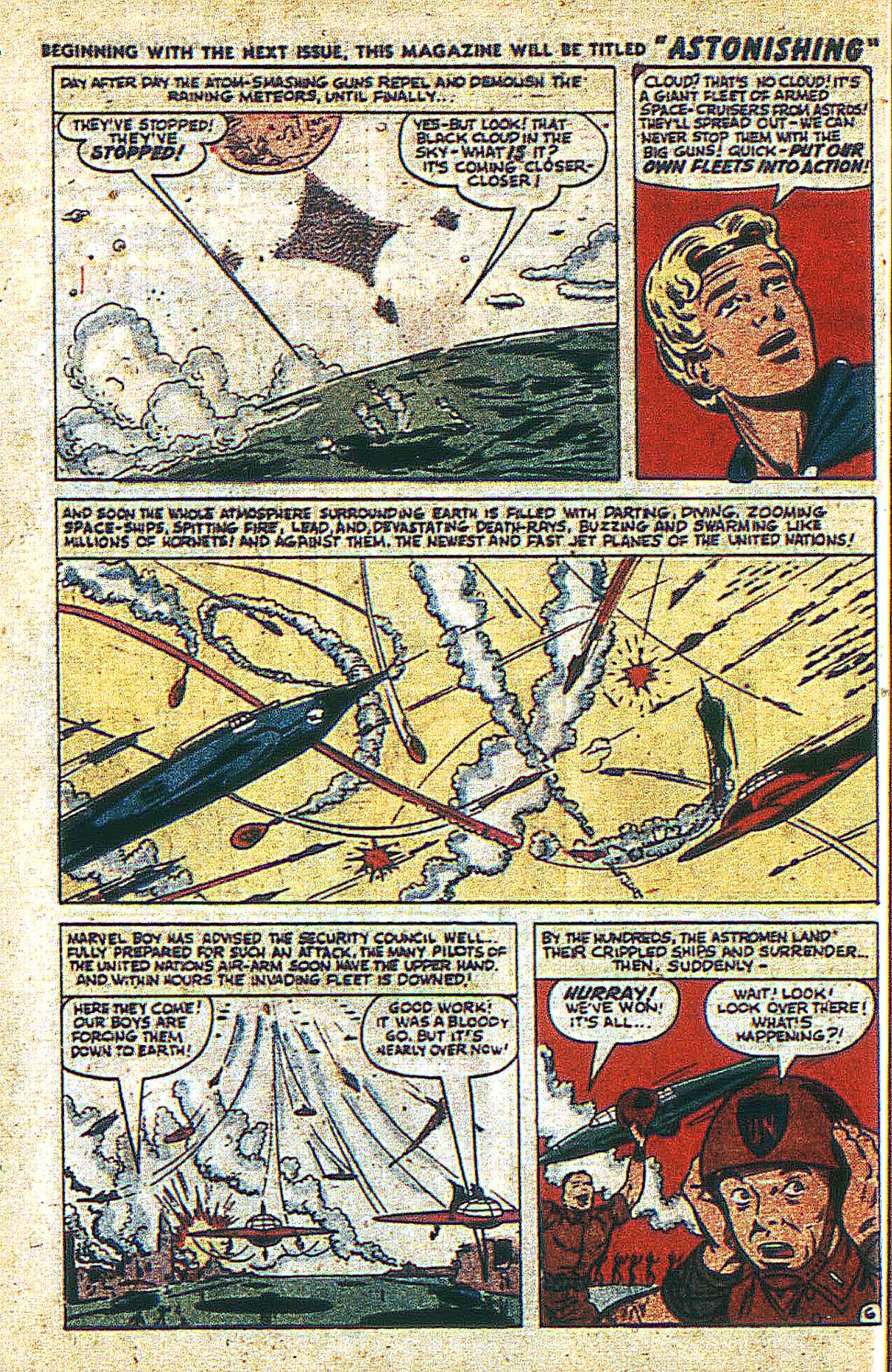 Read online Marvel Boy (1950) comic -  Issue #2 - 9