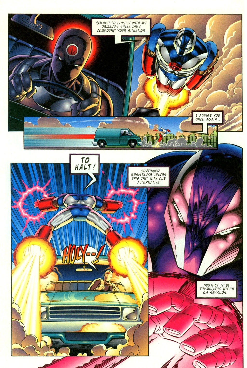 Read online Youngblood GT Interactive Ultra Game Players Special Edition comic -  Issue # Full - 21