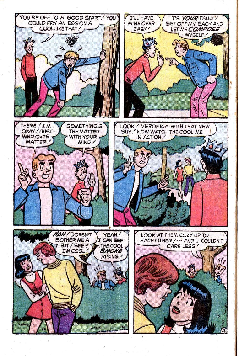 Read online Archie (1960) comic -  Issue #243 - 32