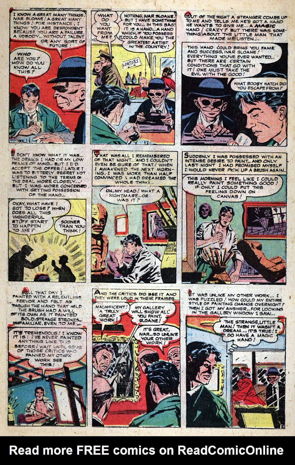 Journey Into Unknown Worlds (1950) issue 4 - Page 12