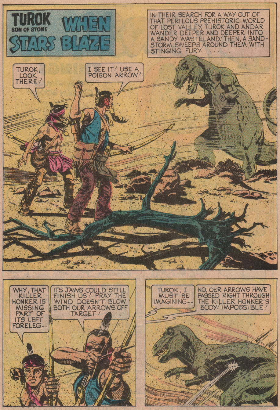 Read online Turok, Son of Stone comic -  Issue #110 - 20