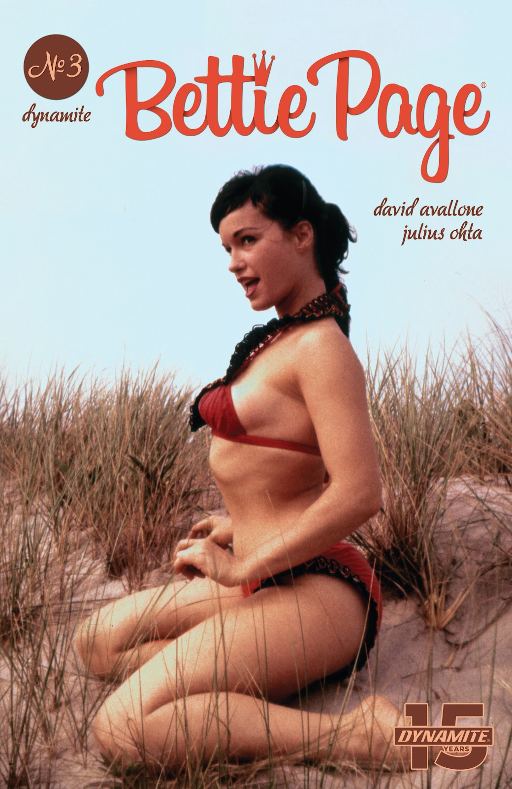 Read online Bettie Page (2018) comic -  Issue #3 - 5