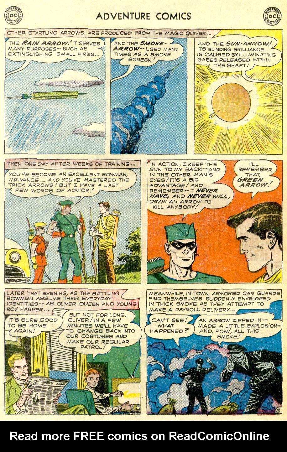 Read online Adventure Comics (1938) comic -  Issue #259 - 28