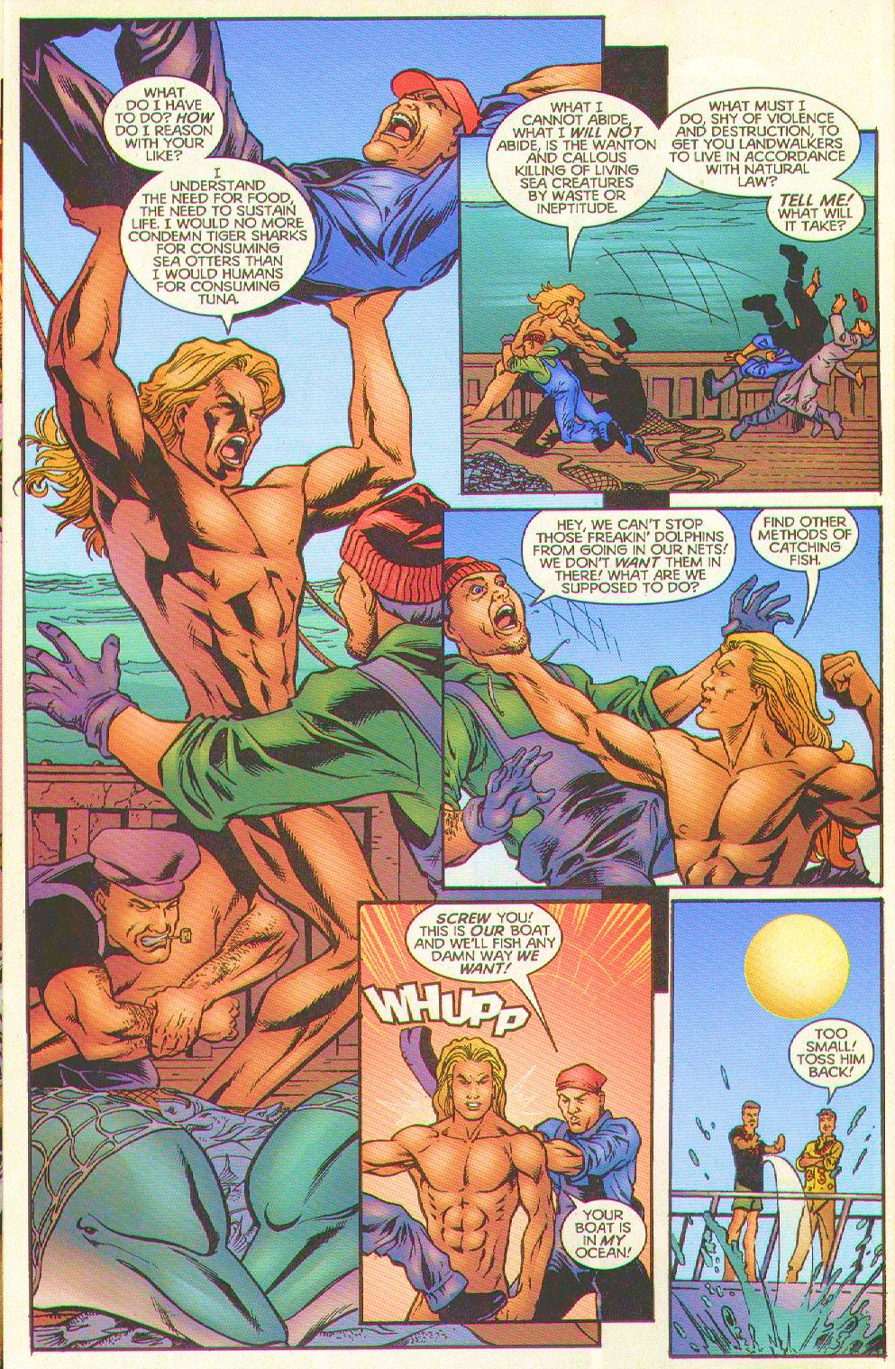 Read online Trinity Angels comic -  Issue #8 - 11