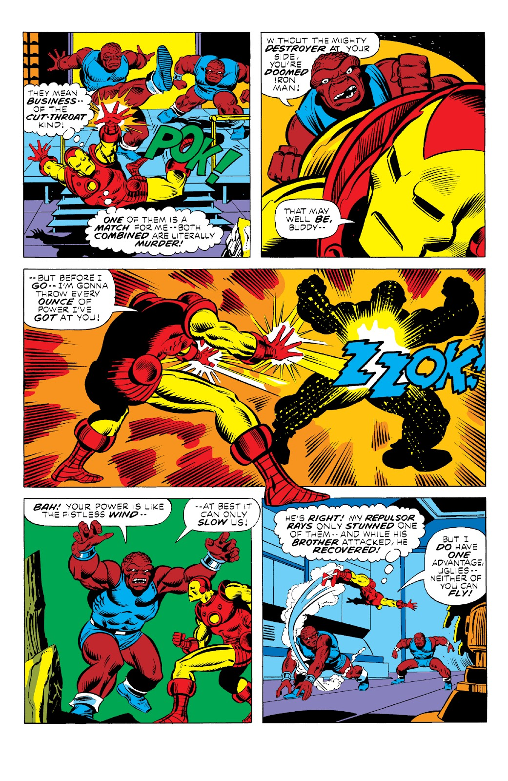Read online Marvel Two-In-One Epic Collection: Cry Monster comic -  Issue # TPB (Part 1) - 31