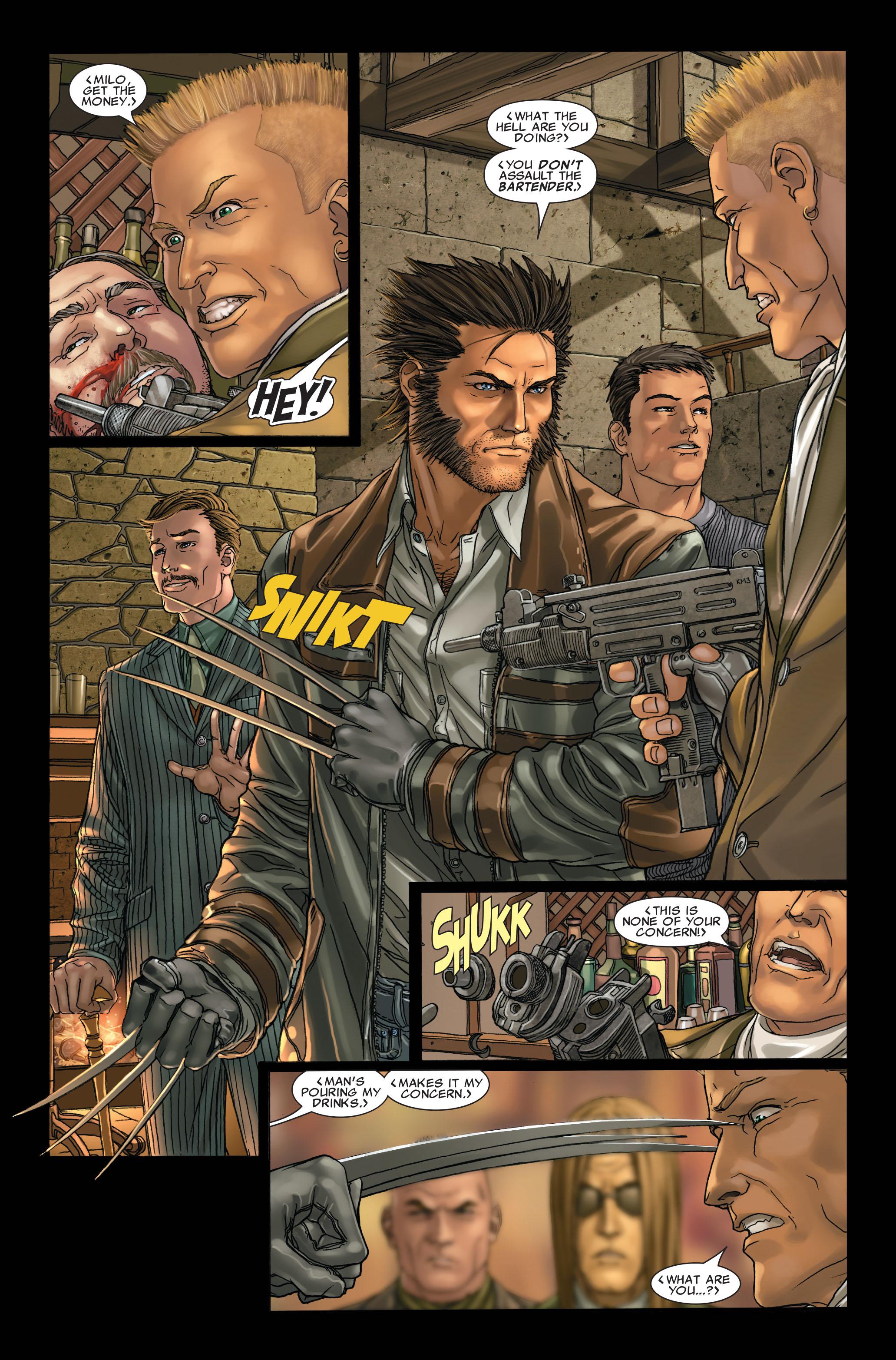 Read online Uncanny X-Men (1963) comic -  Issue #496 - 17