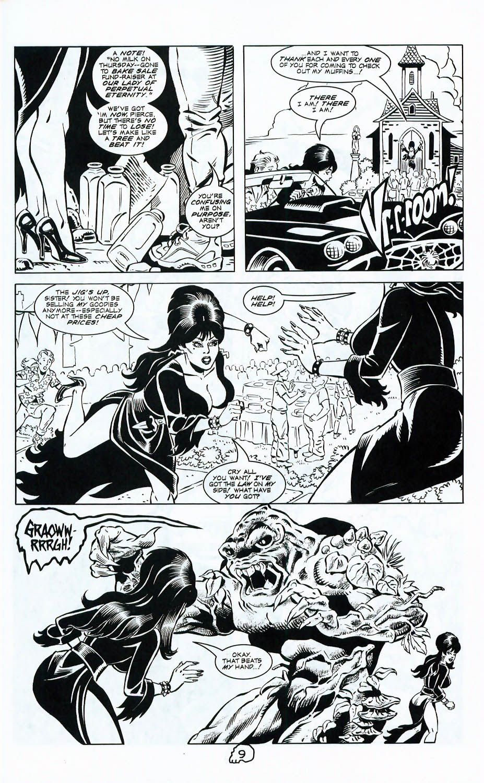 Read online Elvira, Mistress of the Dark comic -  Issue #117 - 11