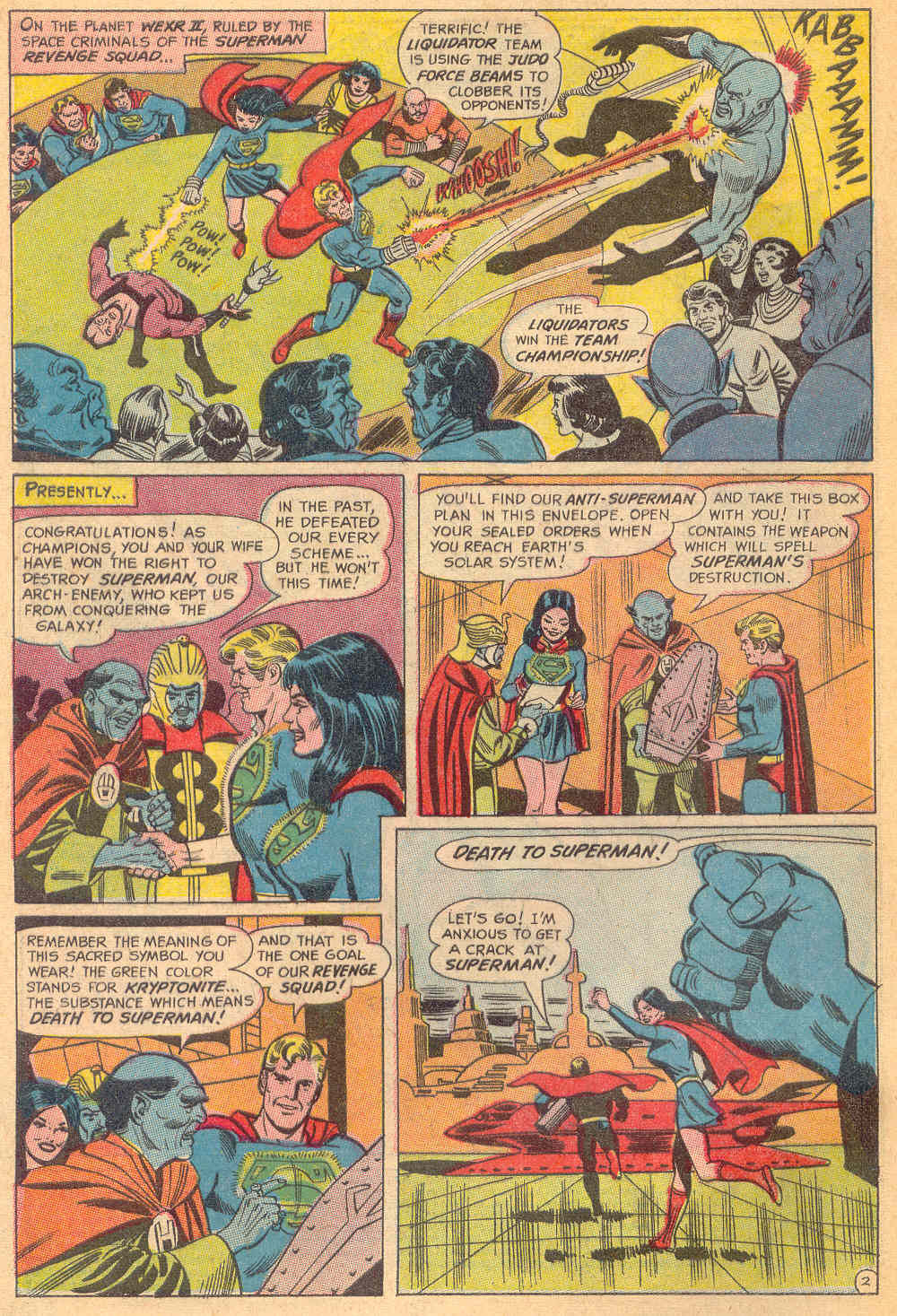 Read online Action Comics (1938) comic -  Issue #380 - 4