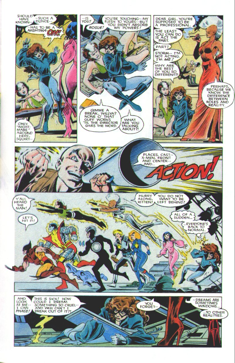 Read online Excalibur: The Sword is Drawn comic -  Issue # Full - 6