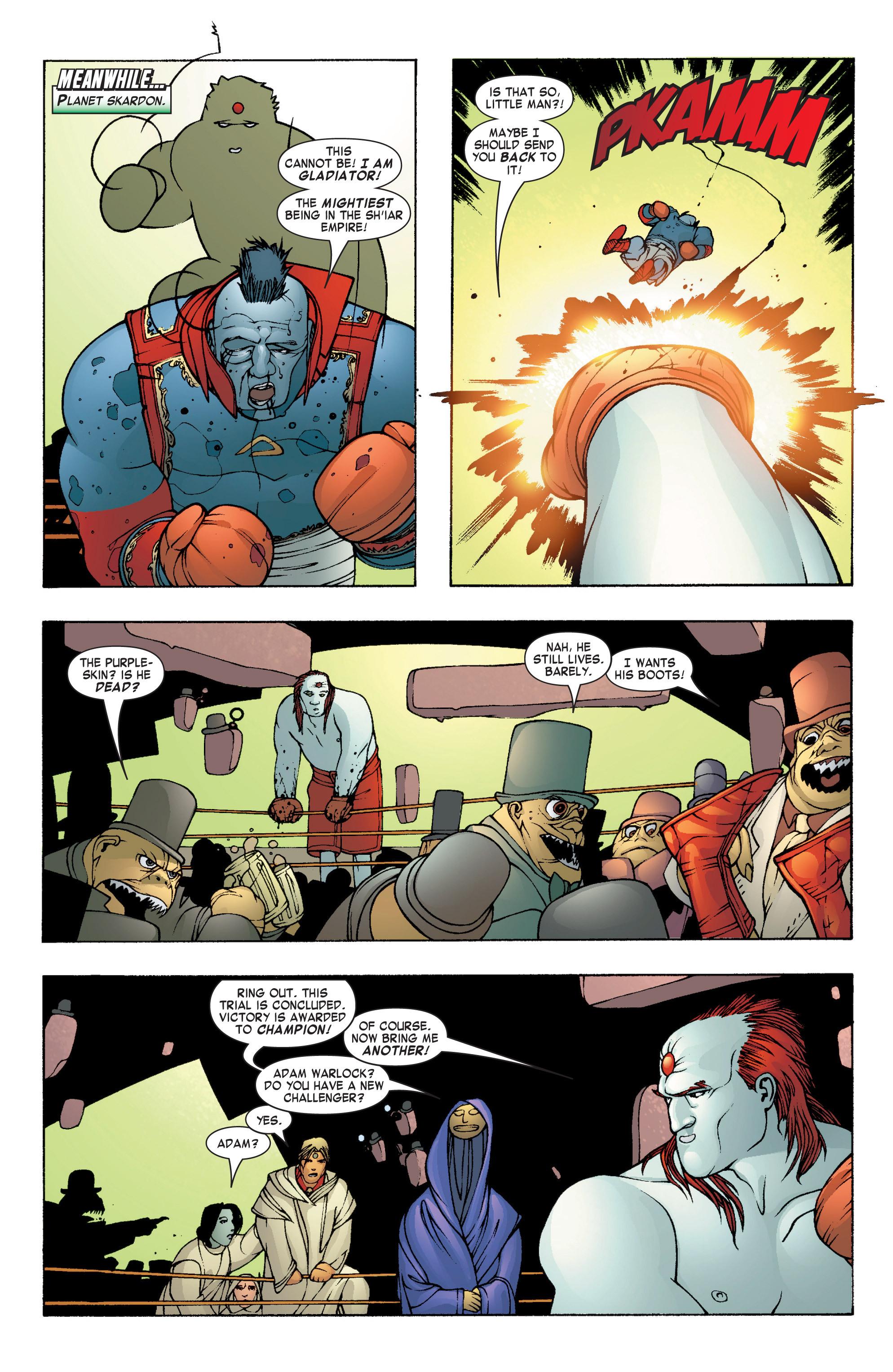 Read online She-Hulk (2004) comic -  Issue #7 - 14