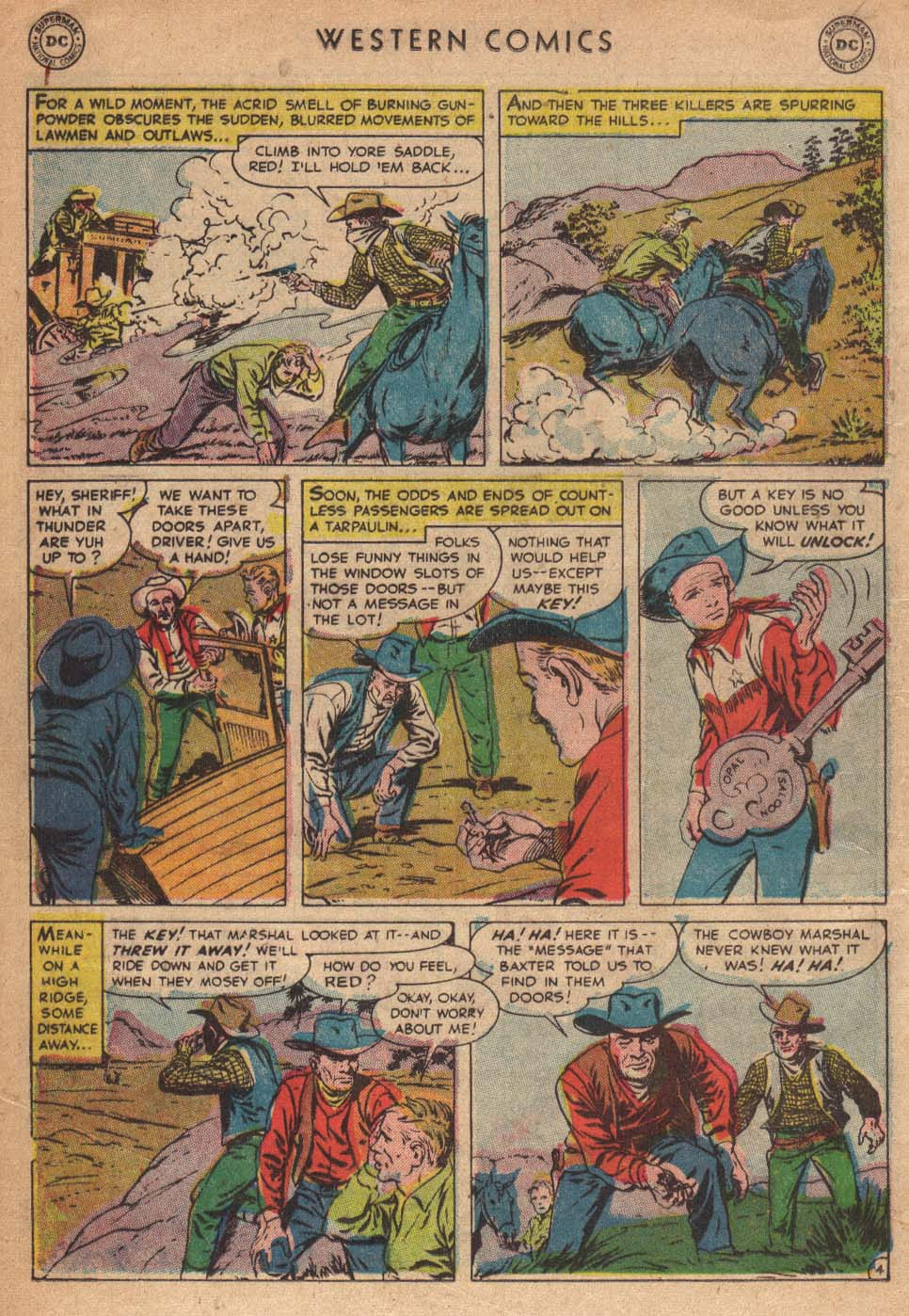 Western Comics issue 36 - Page 16