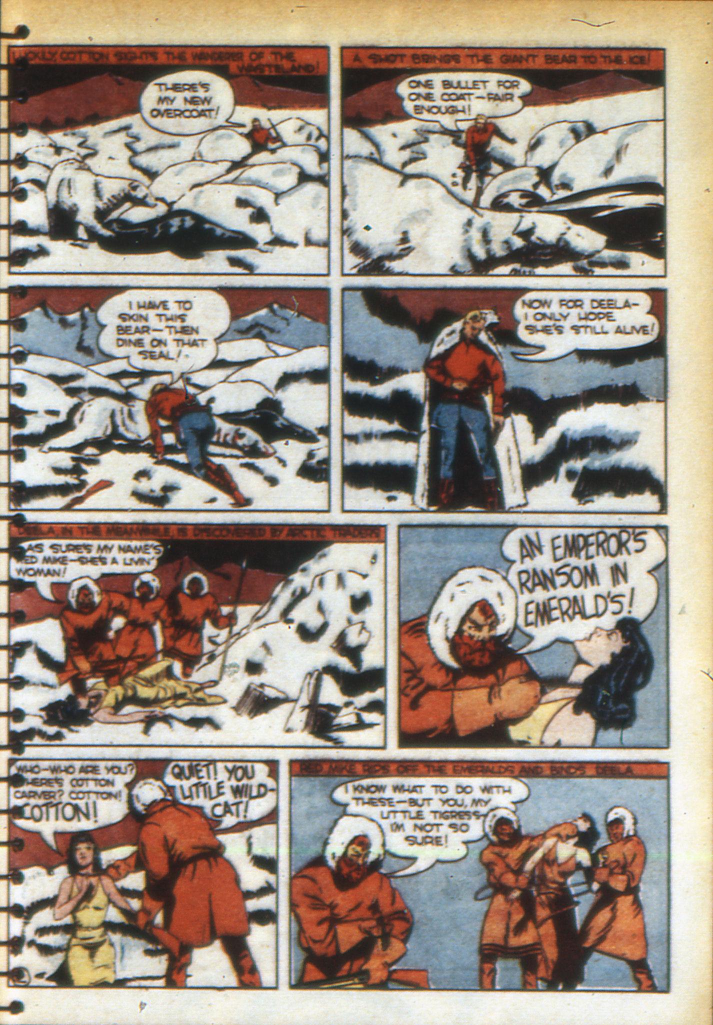 Read online Adventure Comics (1938) comic -  Issue #49 - 61