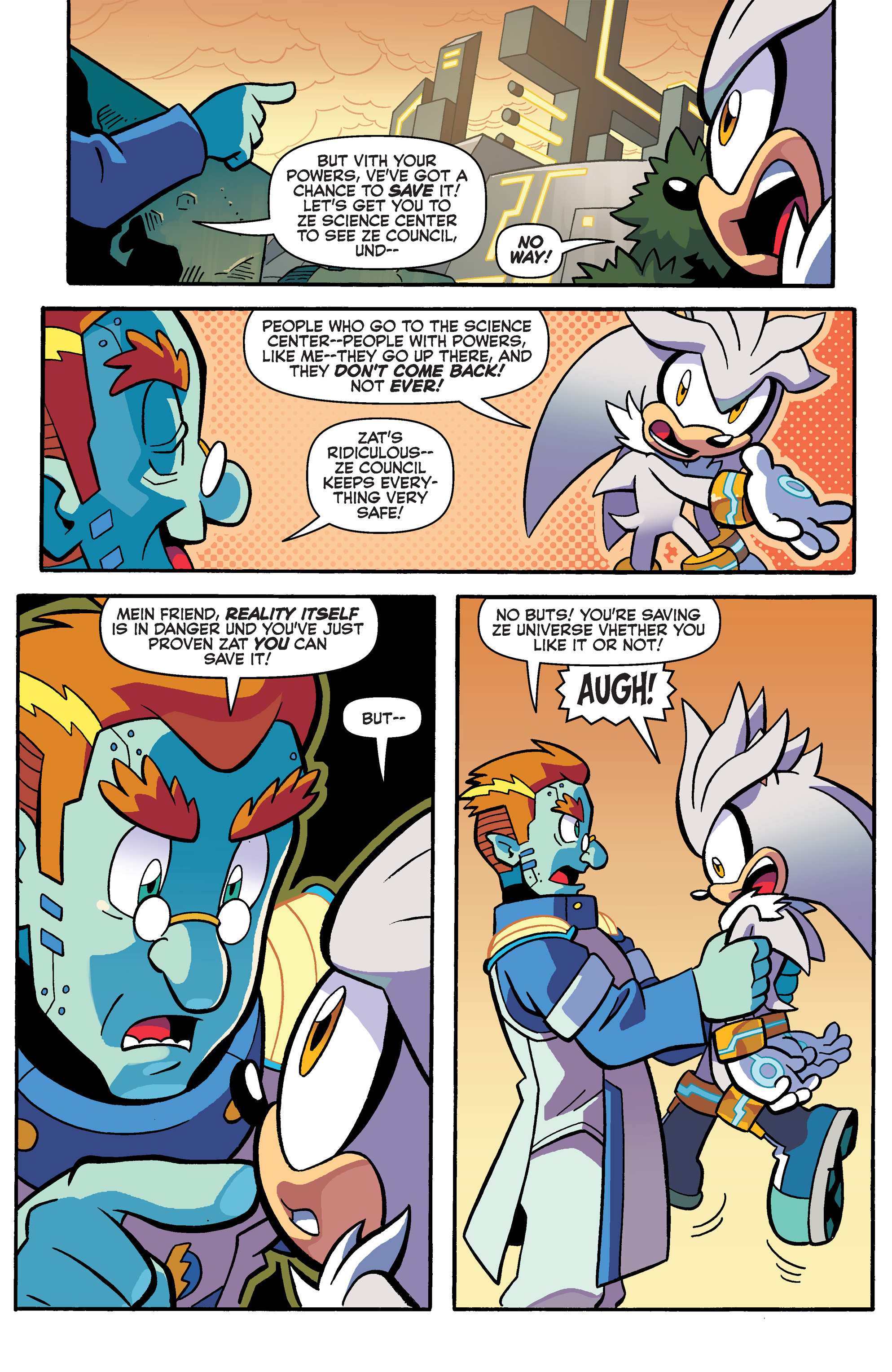 Read online Sonic Universe comic -  Issue #79 - 19