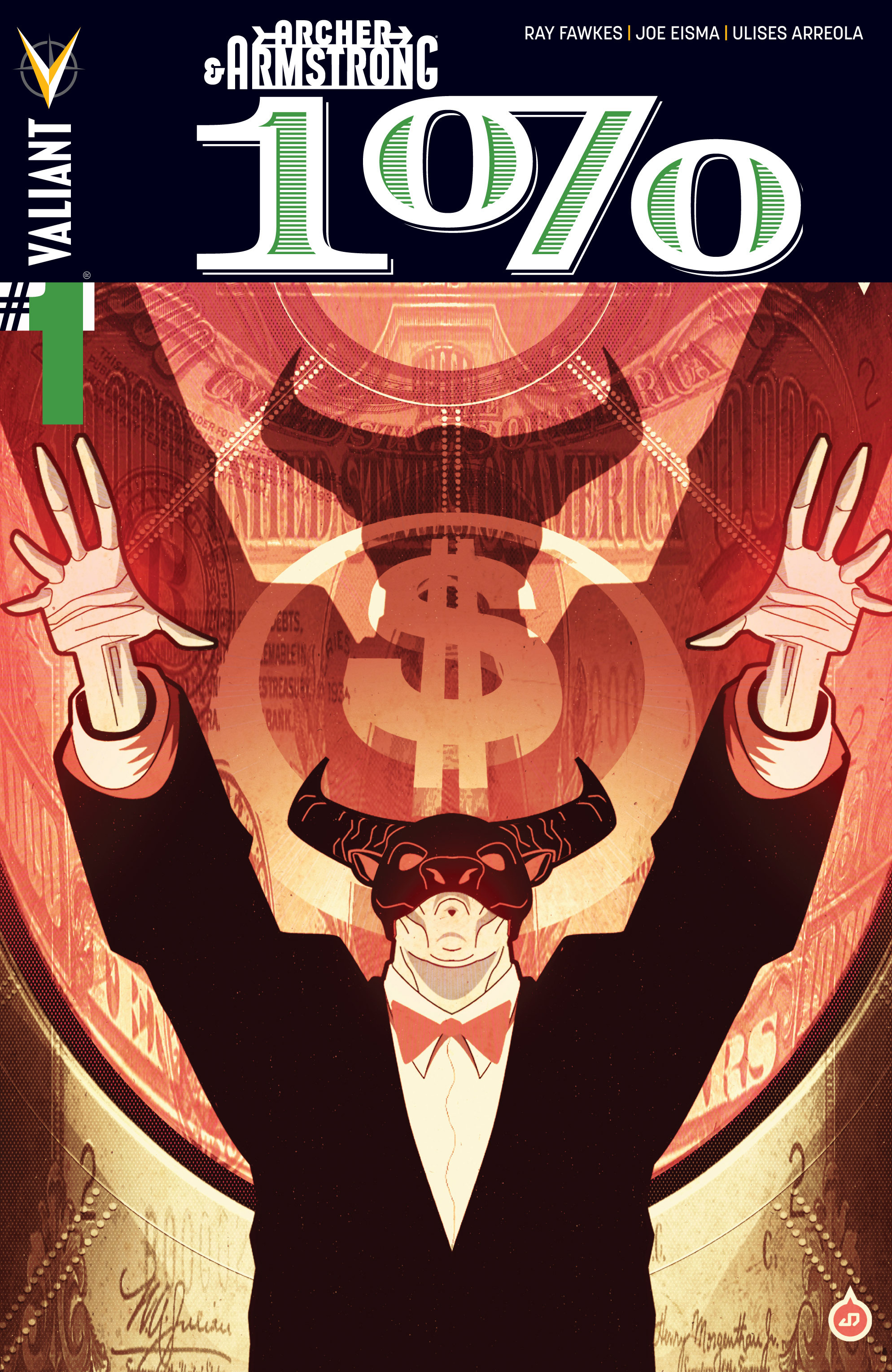 Read online Archer and Armstrong comic -  Issue #Archer and Armstrong _TPB 7 - 52