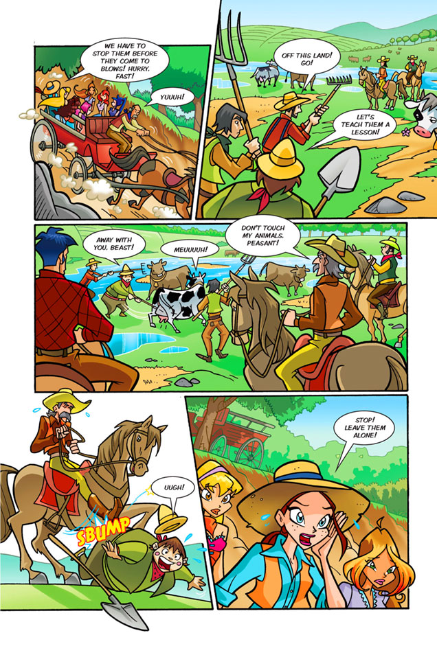Winx Club Comic 66 Page 45