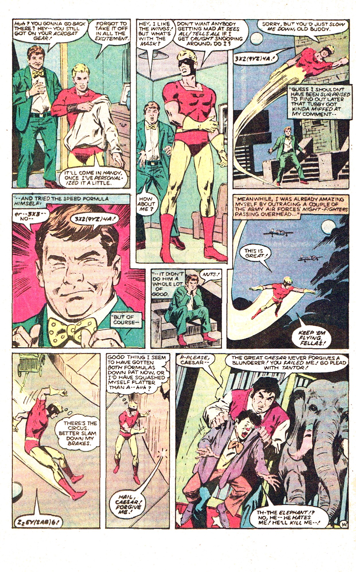 Read online All-Star Squadron comic -  Issue #65 - 20